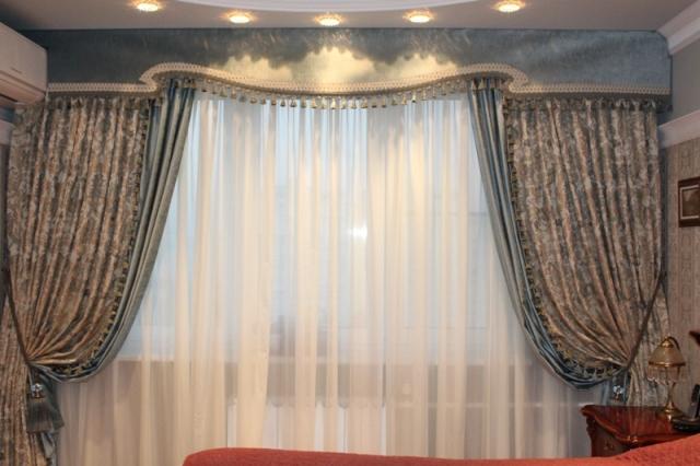 Простые и красивые шторы