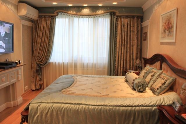 Красивые шторы и недорогие для спальни