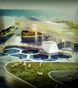 проект постройки под водой города Floating City