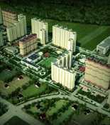 Жилой комплекс Алексеевская роща