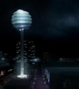 Высотная башня обозрения города Финикс