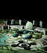 Rotating City - Вращающийся город в Дубаи