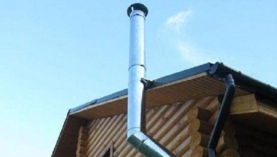 Качественный монтаж дымохода из металлических модулей