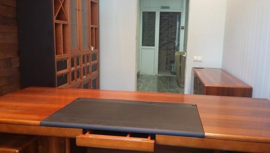 Ремонт офиса бизнес класса кабинет