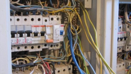 Замена электроавтоматов