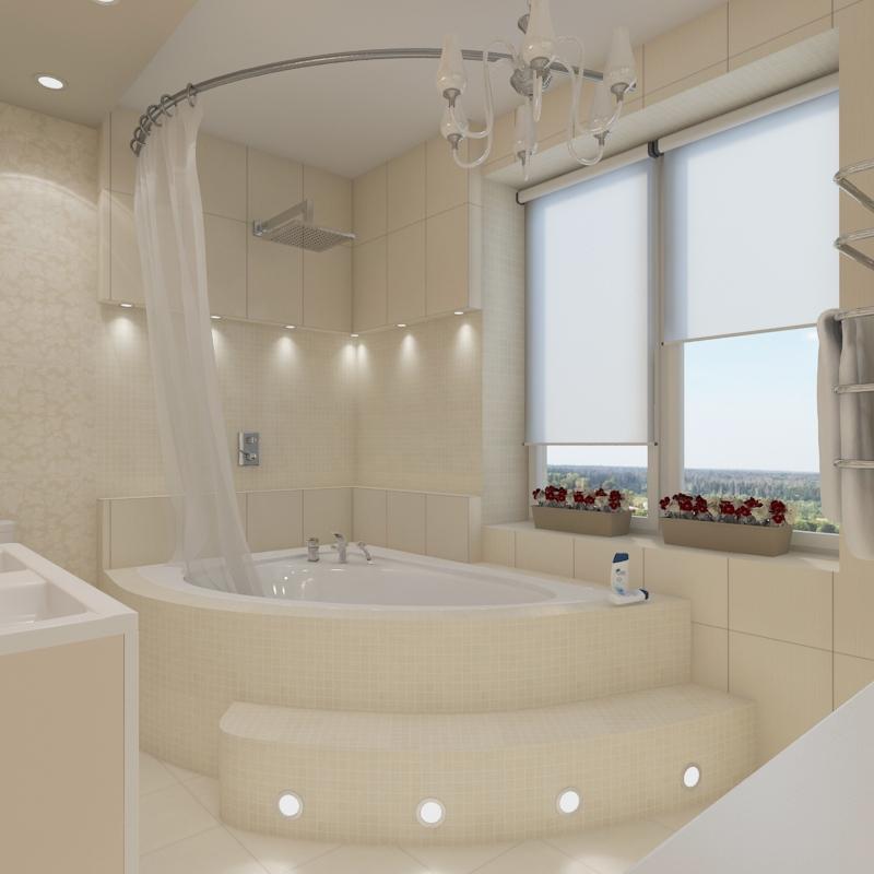 Эскиз ванной