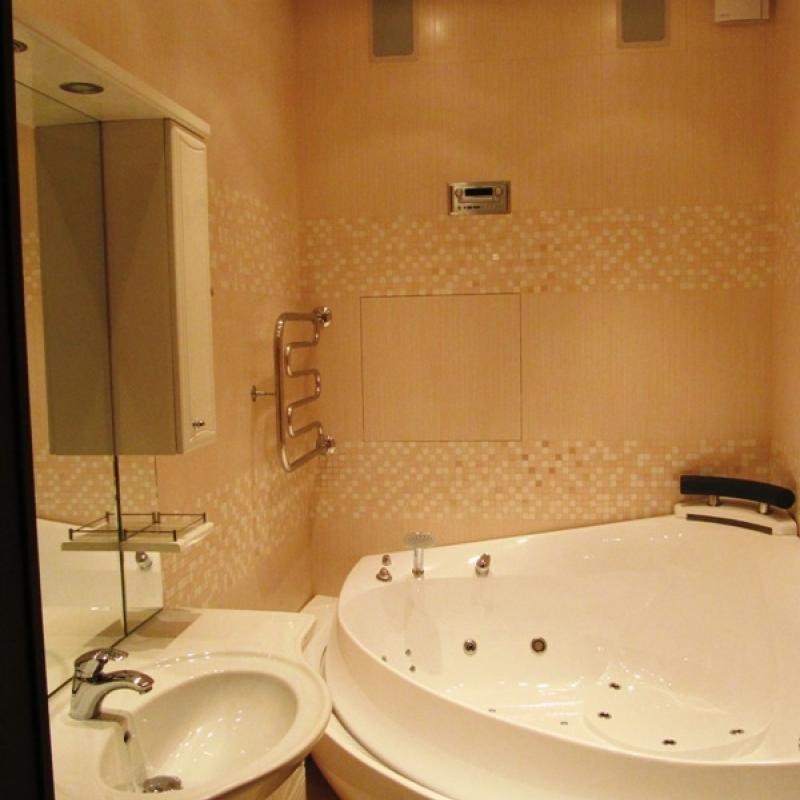 фотографии ванной в розовом цвете