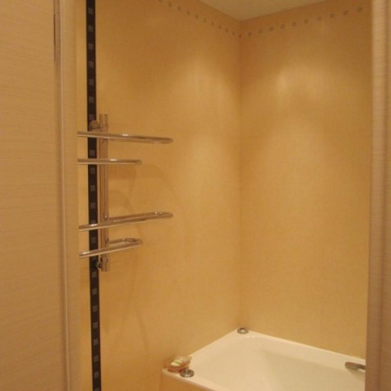 Фото ремонт   ванной в панельном доме под ключ