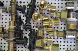 Фитинги и трубы Rehau