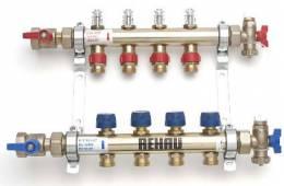 Распределительный коллектор  REHAU для отопления