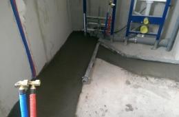 Монтаж каналиации в коттедже