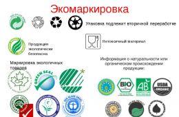 Экологичные материалы