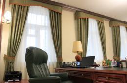 Шторы для вашего кабинета