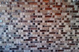 Итальянская мозайка на фартуке