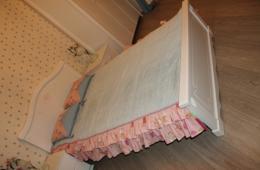 Детская комната для девочки трёх лет