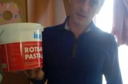 Ротбанд паста - отзыв нашей компании