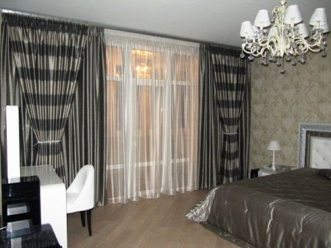 Фотографии спальни в классическом стиле