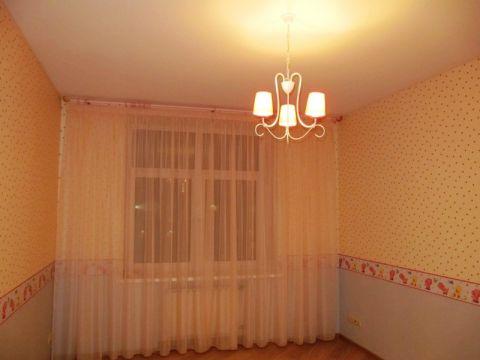 Детская комната для новорожденой