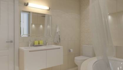 Дизайн ванной и Эскиз ванной