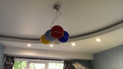 Красивая итальянская люстра для детской комнаты