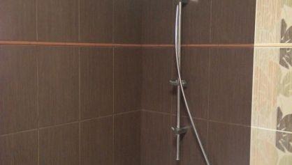 "Трёкомнатная квартира в ""Прима Парк"" ванная"