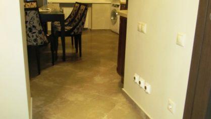 Керамогранит на полу и стены под покраску
