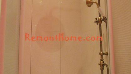 Классический бронзовый душ