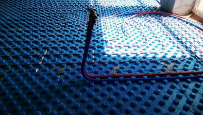 Теплый водяной пол рехау